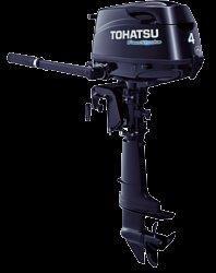 Tohatsu Motor MFS 4C S